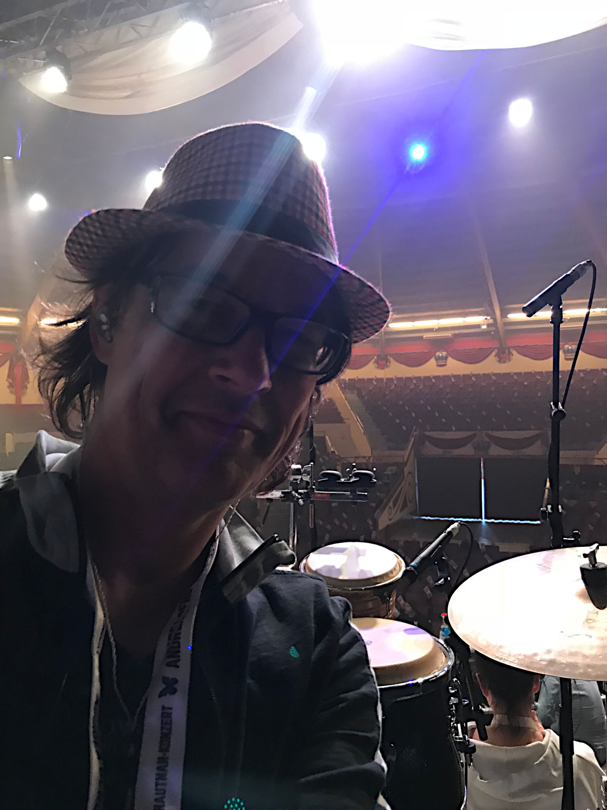 Martin Hauser-Hautnah tour 2017 Andrea Berg